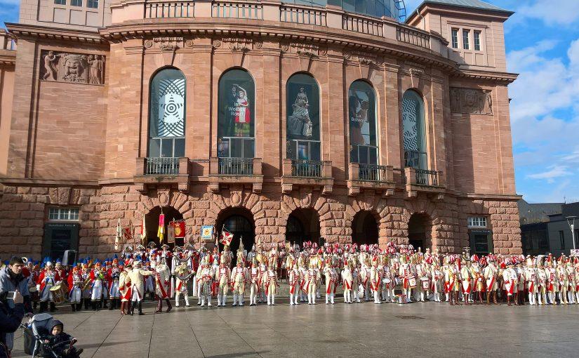 Tour durch's Mainzer Brauchtum