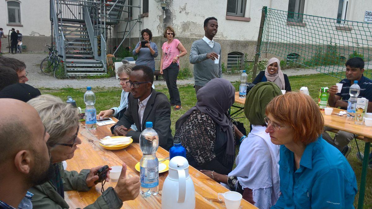 #wmf Sommerfest 2017 auf dem Wacholderhof und die Sache mit dem Ramadan